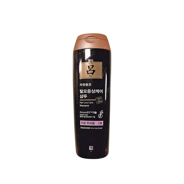 Ryo hair loss care shampoo ginseng ex for oily scalp