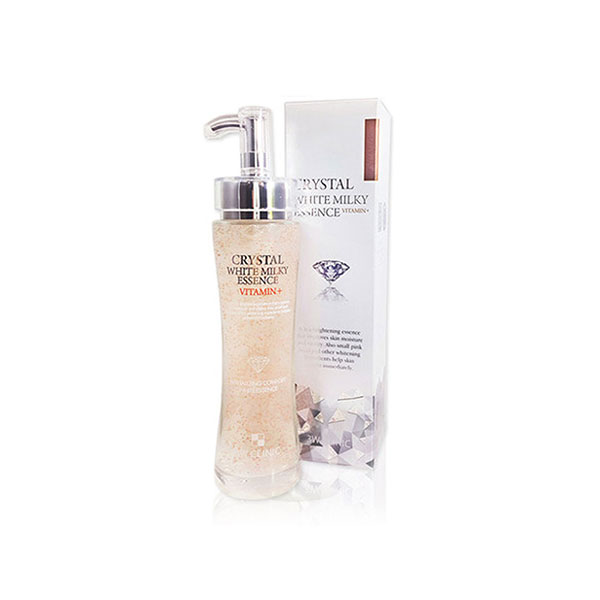 Crystal White Milky Vitamin+ Revitalizing Comfort Essence