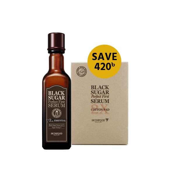 Black Sugar Perfect First Serum The Essential