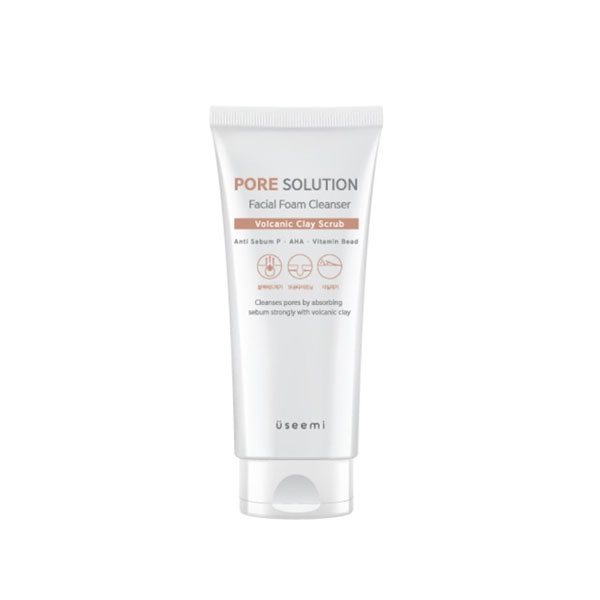 Useemi Pore Solution Facial Foam Cleanser