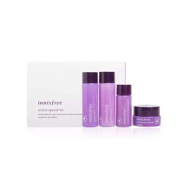 Innisfree Jeju Orchid Special Trial Kit