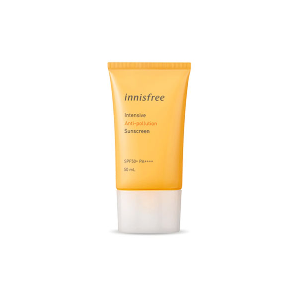 Intensive Anti-pollution Sunscreen SPF50