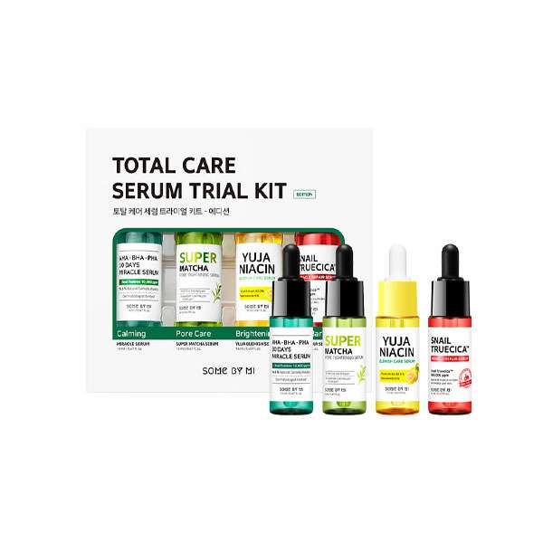Total Care Serum Trial Kit