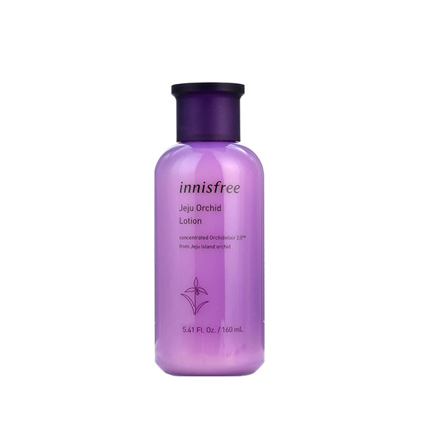 jeju orchid lotion