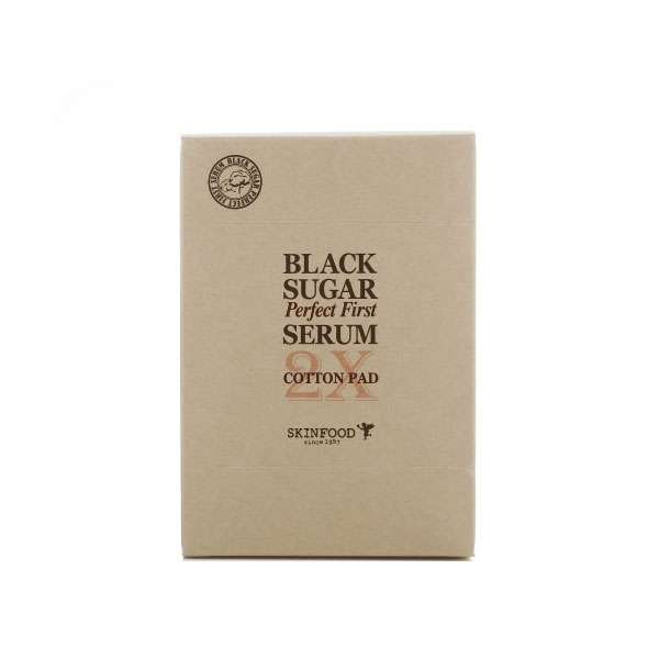 Black Sugar Perfect First Serum Cotton Pad