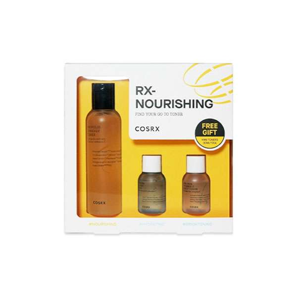COSRX-Find-Your-Go-To-Toner-RX-Nourishing-1set(3items)