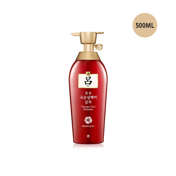 ryo damage care shampoo 500ml