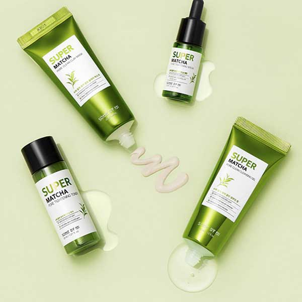super matcha pore care starter kit