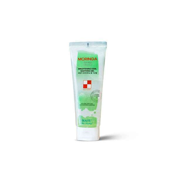 beaute moringa brightening cool soothing gel
